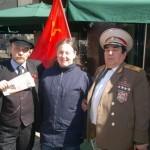 Lenin, Ralloú és Brezsnyev
