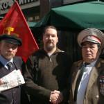 Lenin, Tamás és Brezsnyev
