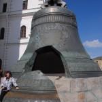 A Cár Harang, a világ legnagyobbja