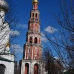 Novogyevicsi kolostor, harangtorony
