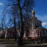 Novogyevicsi kolostor, Uszpenszkaja-templom