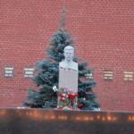 Sztálin a Kreml tövében