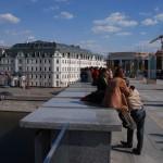 Gyaloghíd a Moszkva folyón